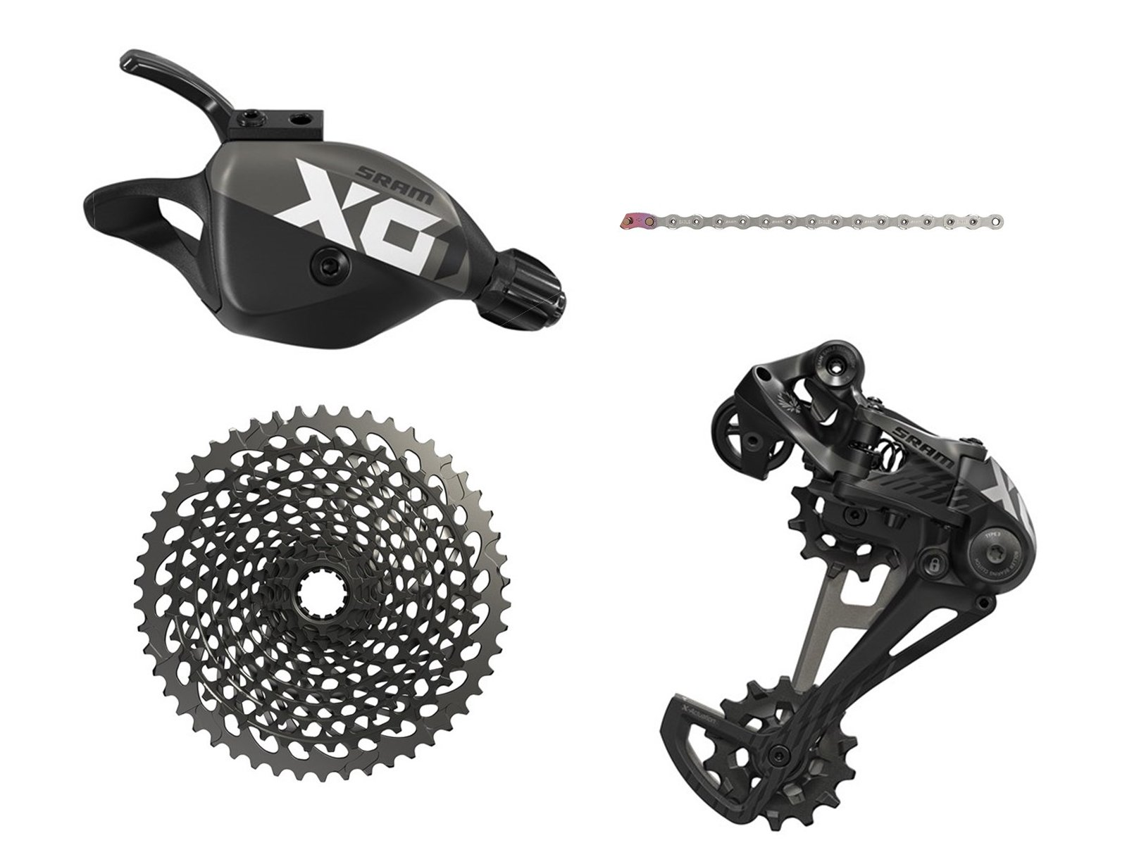 Opgraderingsgruppe til Sram Eagle X01 12speed | Geargrupper